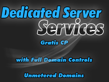 Budget dedicated hosting server provider